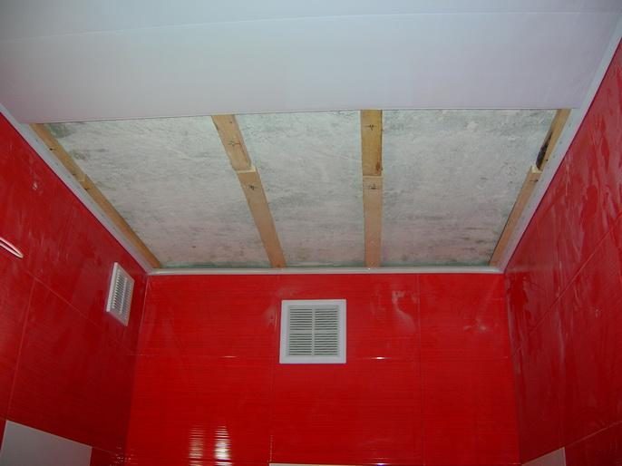 Ремонт потолков в квартире своими руками побелка