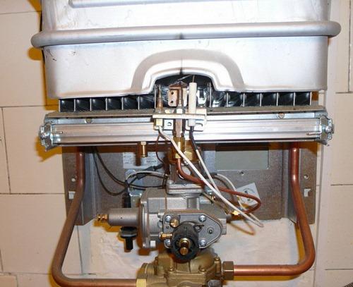 Чем почистить газовую колонку от накипи в домашних условиях